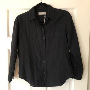 Everlane Shrunken Cotton Shirt
